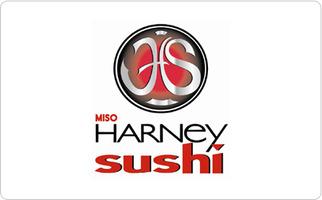 Harney Sushi Gift Card