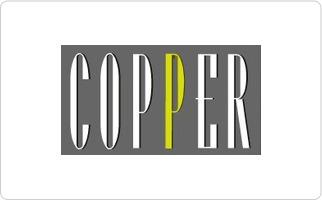 Copper Gift Certificate