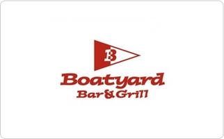 Boatyard Bar & Grill Gift Card