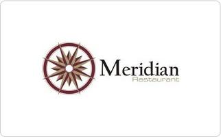 Meridian Restaurant Gift Card