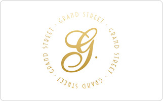 Grand Street Cafe Gift Card
