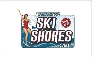 Ski Shores Cafe Gift Card