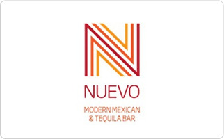 Nuevo Modern Mexican & Tequila Bar Gift Certificate