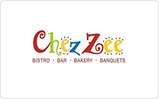 Chez Zee American Bistro Gift Card