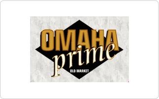 Omaha Prime Restaurant - NE Gift Certificate