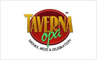 Taverna Opa Orlando Gift Card
