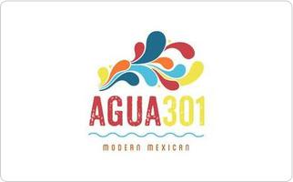 Agua 301 Gift Card
