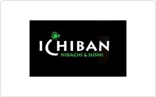 Ichiban Hibachi & Sushi - Mississippi Gift Card