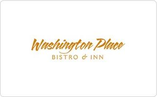 Washington Place Bistro & Inn Gift Card