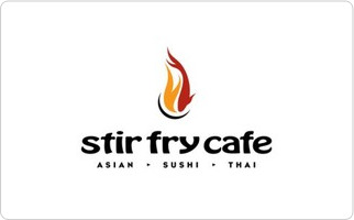 StirFry Cafe Gift Card
