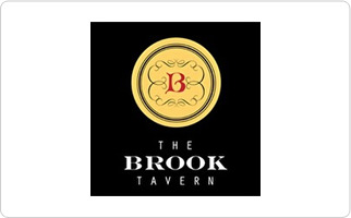 The Brook Tavern Gift Card