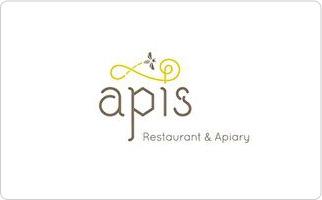Apis Restaurant & Apiary  Gift Card