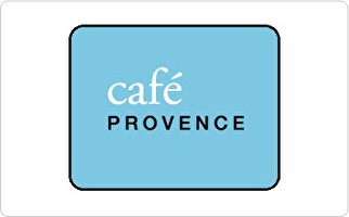 Cafe Provence Gift Card