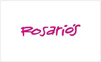 Rosario's  Gift Card
