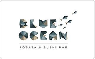Blue Ocean Robata & Sushi Bar - Carlsbad Gift Card