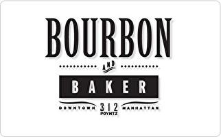 Bourbon & Baker Gift Card