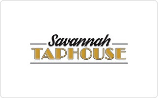 Savannah Taphouse  Gift Card