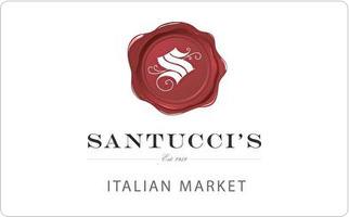 Santucci's Gift Card