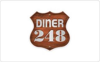 Diner 248 Gift Card