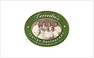 Tenuta's Italian Restaurant Gift Card