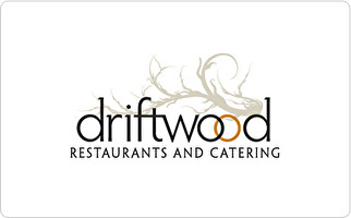 Driftwood Restaurant Group Gift Card