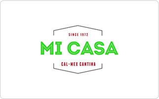 Mi Casa Cal-Mex Cantina Gift Card