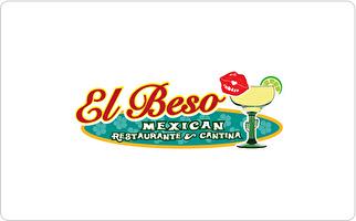 El Beso Gift Card