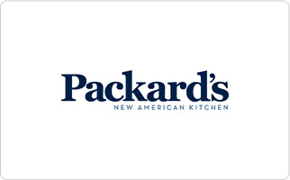 Packard's New American Kitchen Gift Card