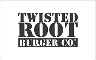 Twisted Root Burger Co. Gift Card