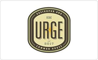 Urge Gastropub & Common House - San Marcos, CA Gift Card
