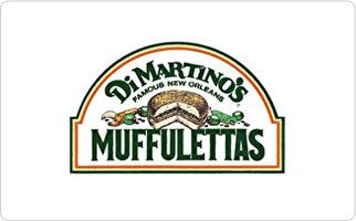 DiMartino's Famous Muffuletas Gift Card