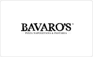 Bavaro's Pizza Napoletana & Pastaria Gift Card