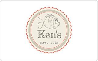 Ken's Family Restaurant Gift Card