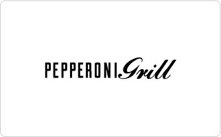 Pepperoni Grill Gift Card