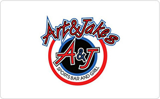 Art & Jakes Sports Grill - Michigan Gift Card