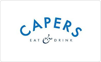 Capers Eat & Drink Gift Certificate