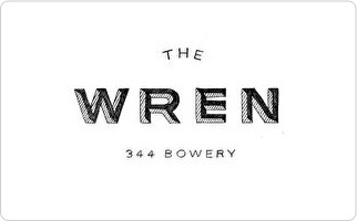 The Wren Gift Card