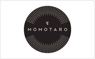 Momotaro Gift Card