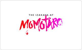 The Izakaya at Momotaro Gift Card