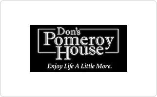 Don's Pomeroy House Gift Card