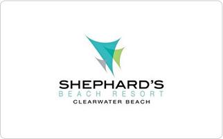 Shephard's Beach Resort Gift Card