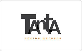 Tanta Cocina Peruana  Gift Card