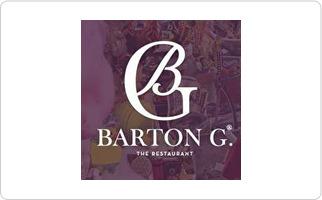 Barton G. The Restaurant - Chicago Gift Card