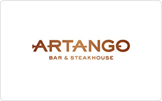 Artango Bar & Steakhouse Gift Card
