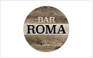 Bar Roma Gift Card