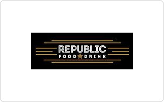 Republic Food + Drink Gift Card