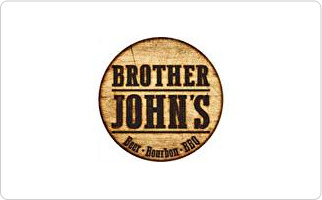 Brother John's Beer, Bourbon & BBQ Gift Card