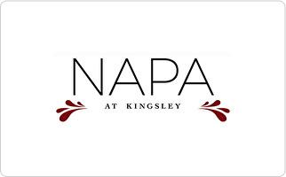 Napa at Kingsley Gift Card