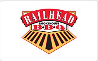 Railhead BBQ - Willow Park Gift Card