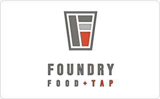 The Foundry Food + Tap Gift Card